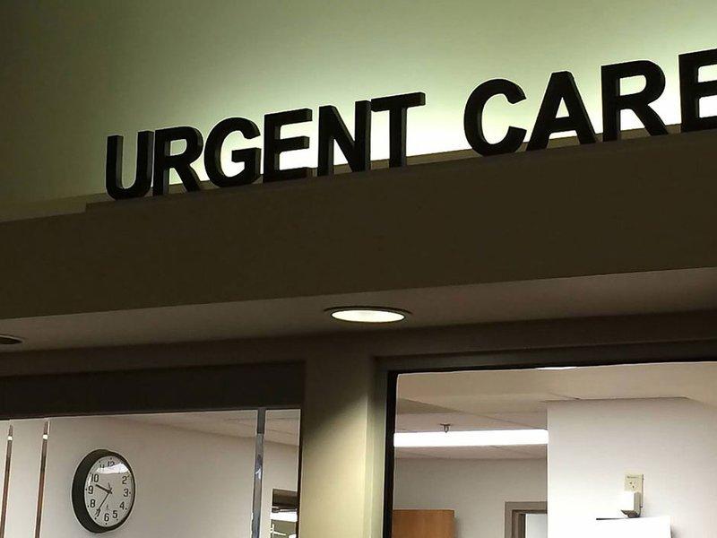 Urgent Care Signage